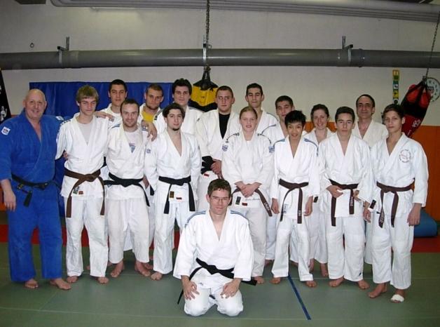 club judo bonneville